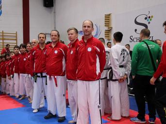 Erneut Medaillen für unseren Verein bei den 7th Spirit Open - Budapest