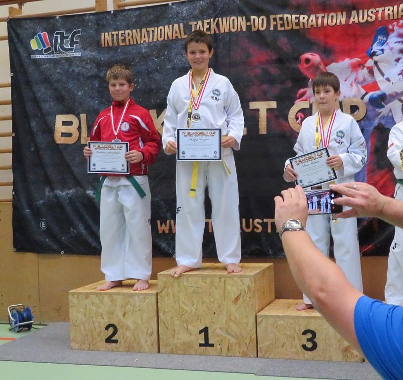 Matthias 2.Platz Sparring