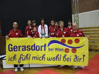Erneut Medaillen für unseren Verein bei den 8th Spirit Open - Budapest