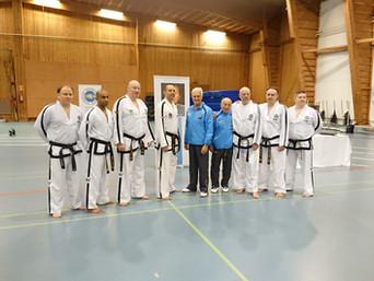 Erster Taekwon-Do Meister Österreichs !