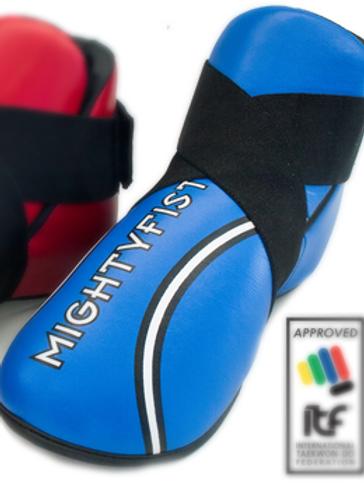 Fußschutz Blau M
