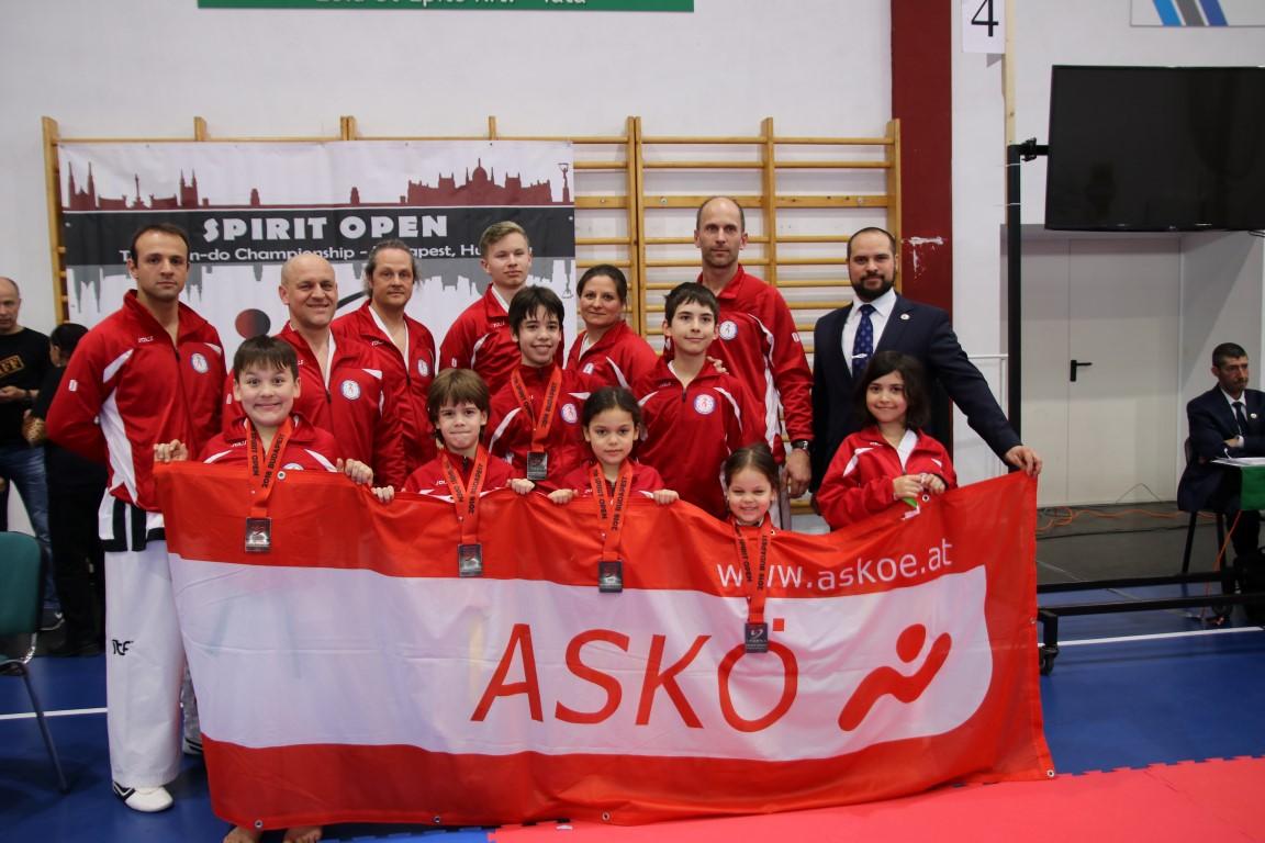 Gruppenfoto Askoe