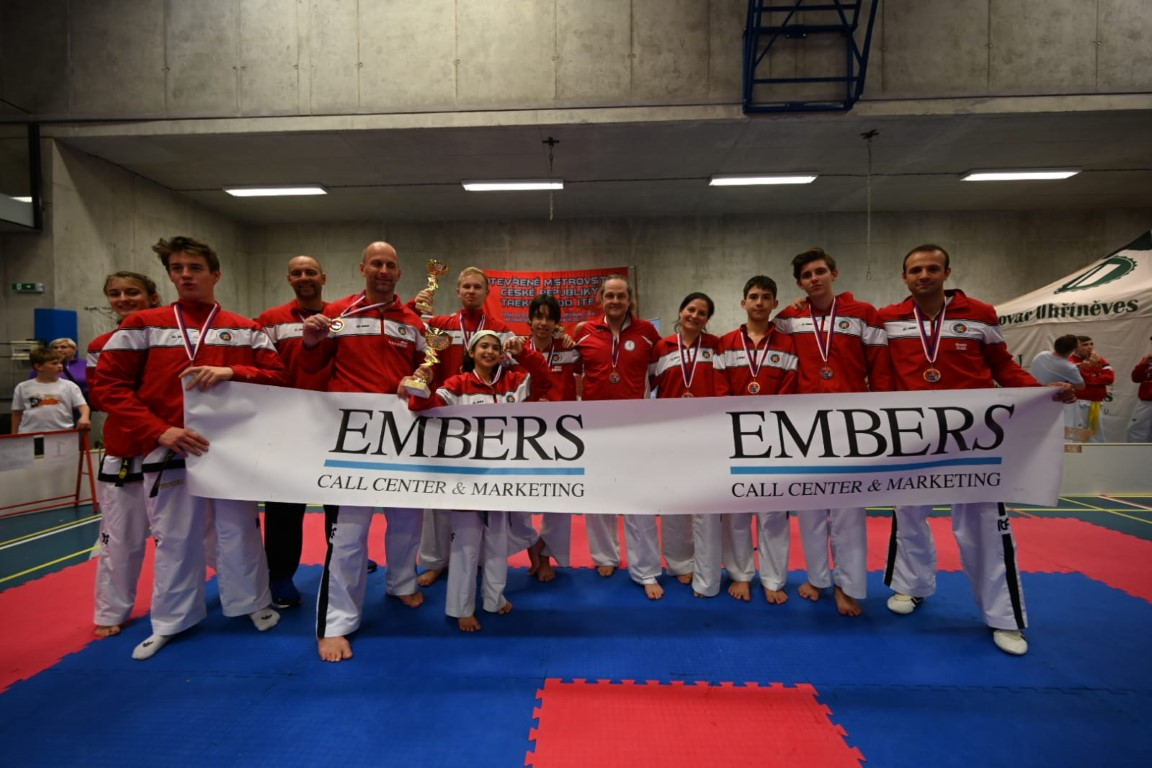 Czech Open Team Austria Embers