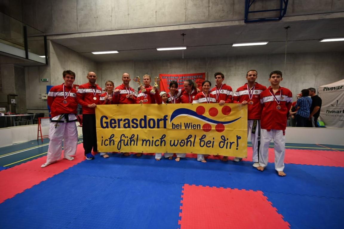 Czech Open Team Austria Gerasdorf