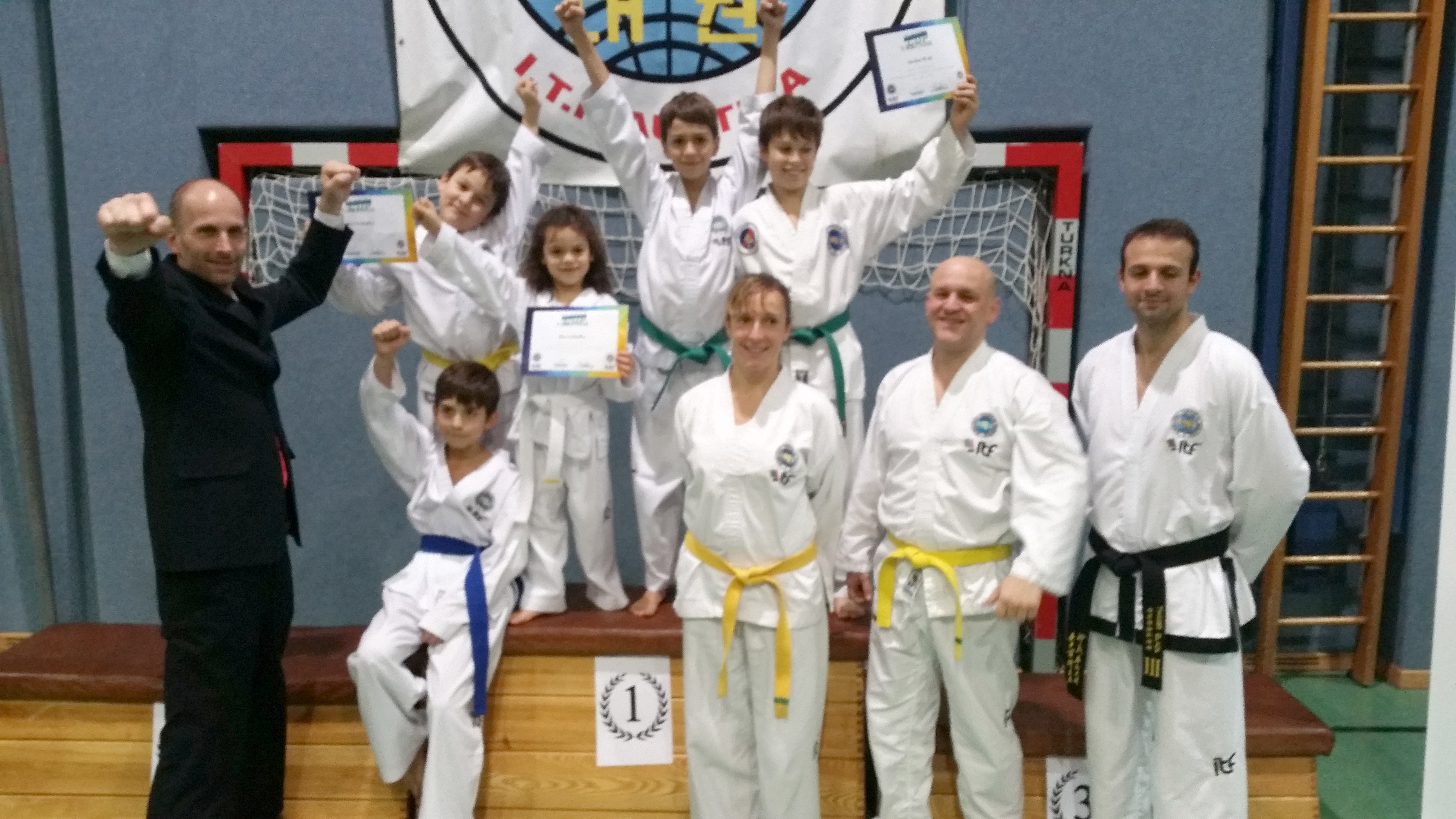 Sparring Cup 2016