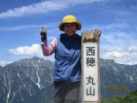 2018夏 北アルプス西穂高山荘までリハビリ登山をしました