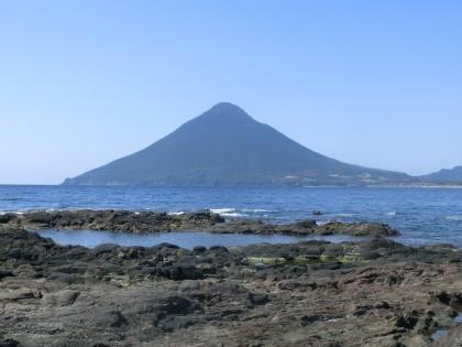 開聞岳に登りました / 標高924メートルの薩摩富士と称される 百名山です