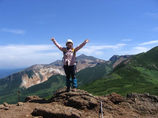 妻の登山メモ 「四季の登山」をリンク
