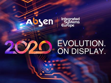 Absen presentará en el ISE 2020 el nuevo desarrollo de los productos MiniLED.