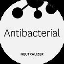 Etiquettes PastillesAntibacterienNeutral