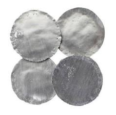 Silver Disks (Set/4)