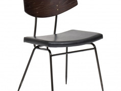 Soli Dining Chair-black