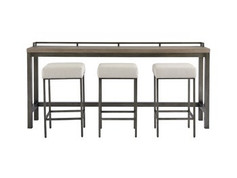 Mitchell High Dining w/ 3 Stools