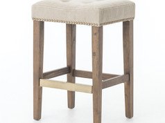 Sean Counter Stool-Desert Canvas