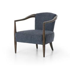 Atwater Chair-Bristol Navy