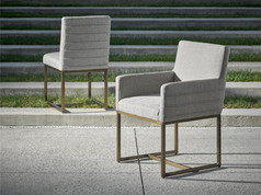 Modern Cooper Dining Chairs