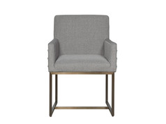 Modern Cooper Arm Dining Chair