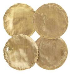 Gold Disks (Set/4)
