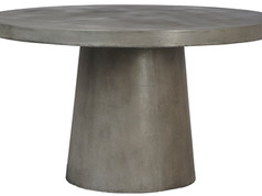 Perth Dining Table-Concrete