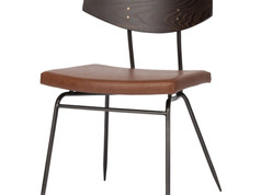 Soli Dining Chair- caramel