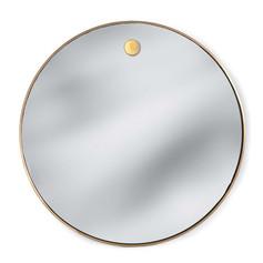 Hanging Circular Mirror