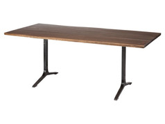 Samara Dining Table-Black