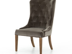 Elouise Dining Chair-Sapphire Birch