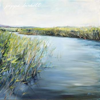 River reeds