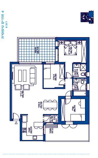 Achziv 4  Room plans.JPG