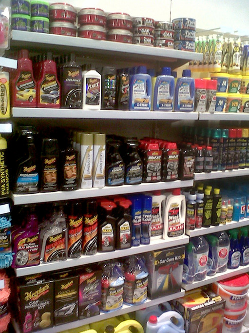 Generic Merchandising - Same products, d