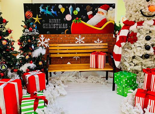 クリスマス企画 ワークショップ&演出(ルララこうほく/神奈川県横浜市)