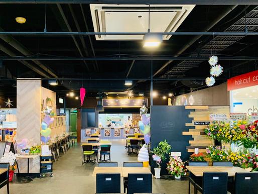 Chalk Trip Cafe 9月10日グランドオープン!