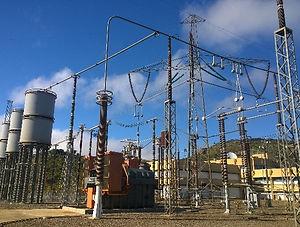 Songo HVDC Substation