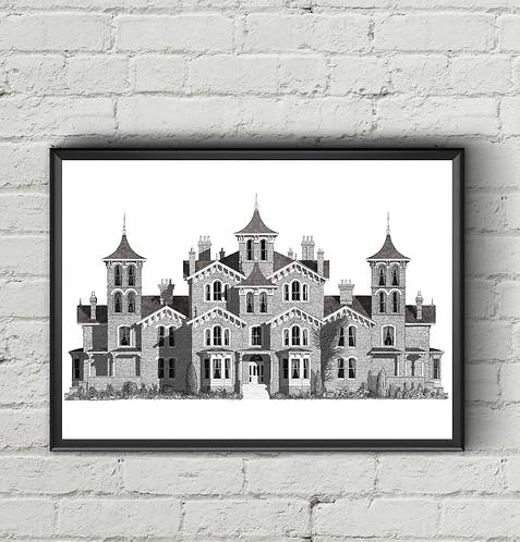 The Sprawling Mansion