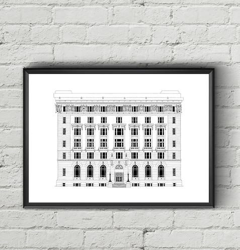 Cunard Building, Liverpool