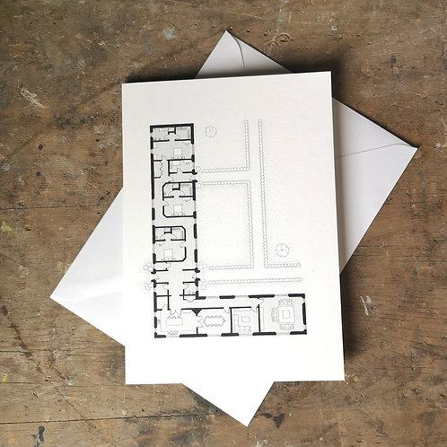 Alphabet Floorplan 'L'