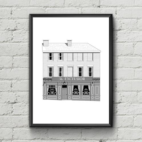 The Excelsior Pub, Liverpool