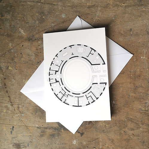 Alphabet Floorplan 'C'