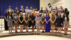 36 Bassett High School students inducted into National Honor Society