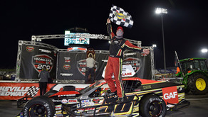 Eric Goodale wins Virginia is for Racing Lovers 200 at Martinsville Speedway