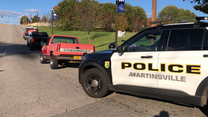 Star News van crashes into multiple vehicles in Martinsville