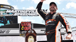 Josh Berry claims Cook Out 250 victory at Martinsville Speedway