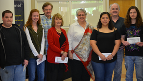 Winners announced at PHCC's 24th Annual Student Art Show
