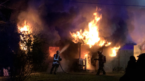 Henry County house fire leaves three people displaced