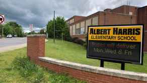 Albert Harris Elementary School Honor Roll