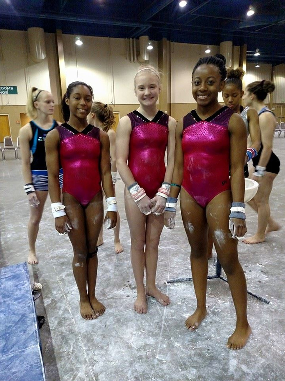 Apollo Gymnastics Our Girls Team