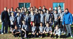 2014 Apollo Boys Team Pep Rally