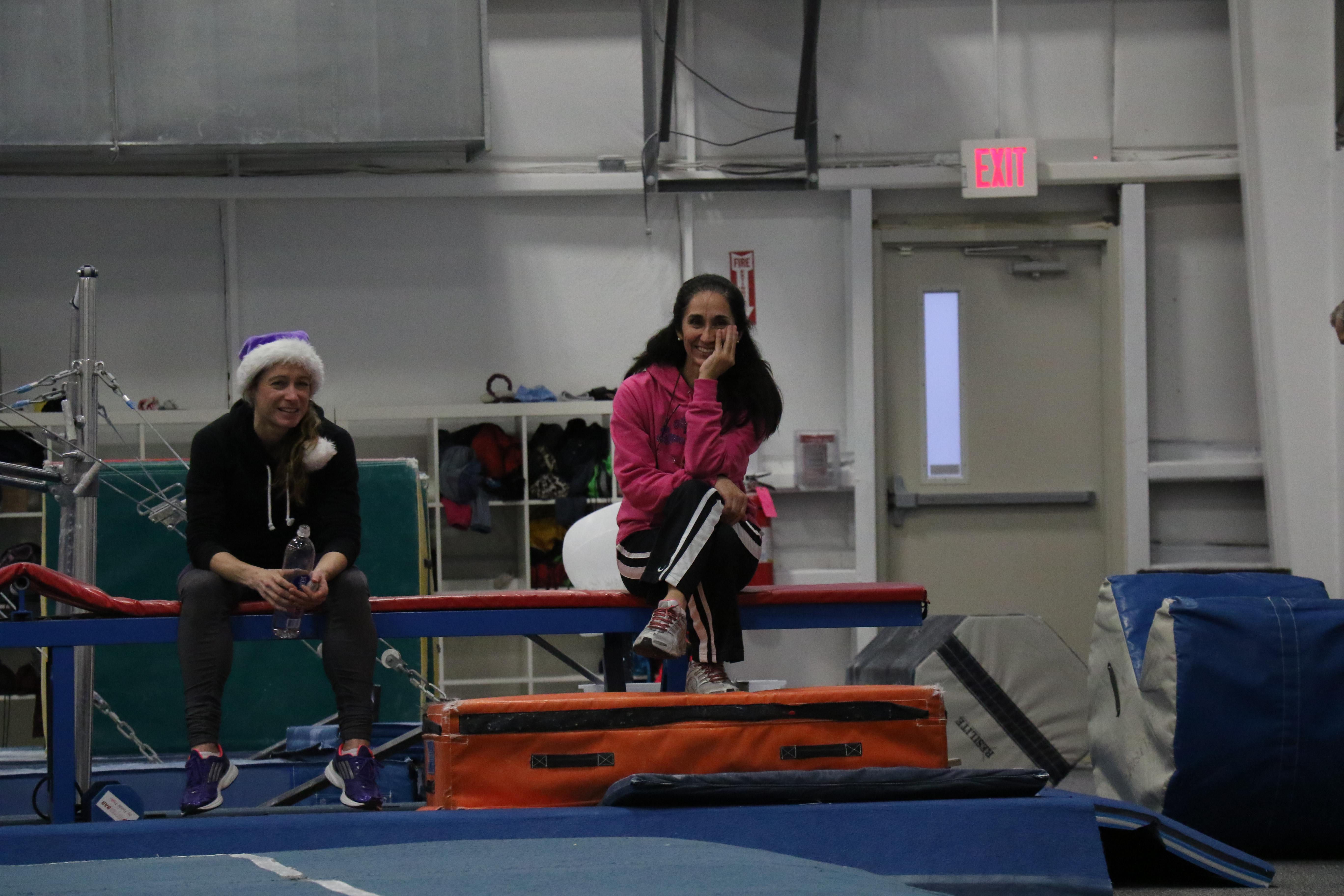 Coach Emily & Loretto