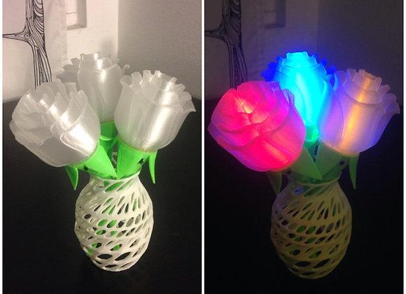 Light-Up Rose