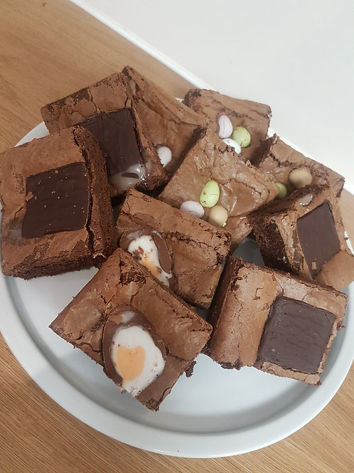 Brownie Box (10 brownies)